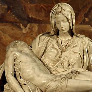 <i>Pietà</i>