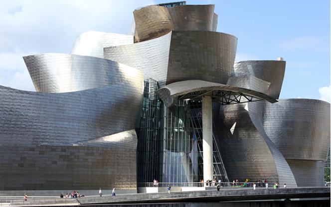 Frank Gehry, Guggenheim Museum Bilbao