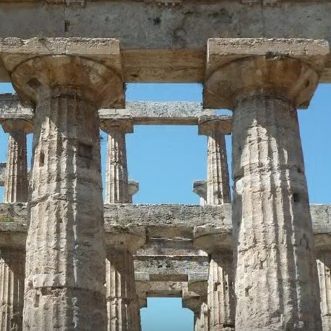 Ancient Greek Temples at Paestum