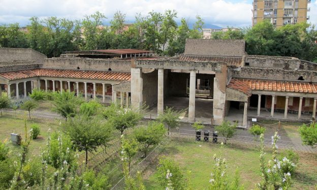 Villa Oplantis, first century C.E. with later remodeling (CC BY-SA 2.0)