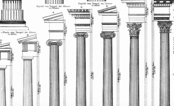 Classical orders of architecture explained