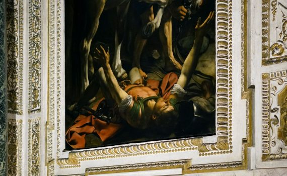 Caravaggio, <em>The Conversion of St. Paul</em> (or <em>The Conversion of Saul)</em>