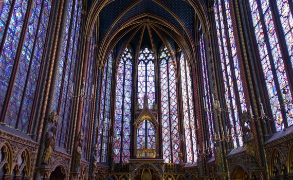 Sainte-Chapelle, Paris