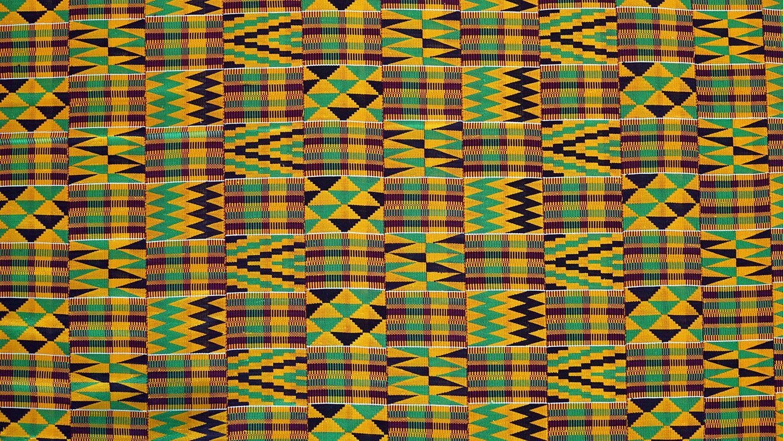 Kente Cloth, Vatican
