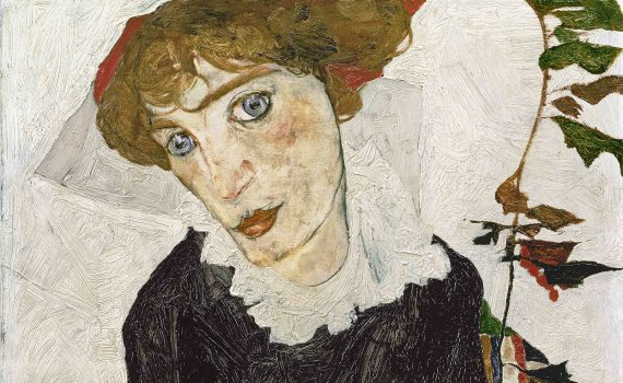 Nazi looting: Egon Schiele's <em>Portrait of Wally</em>