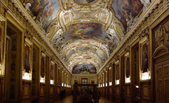 2. Museums and politics: the Louvre, Paris