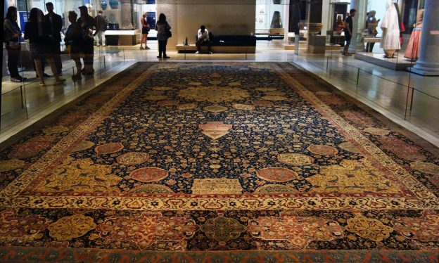 The Ardabil carpet