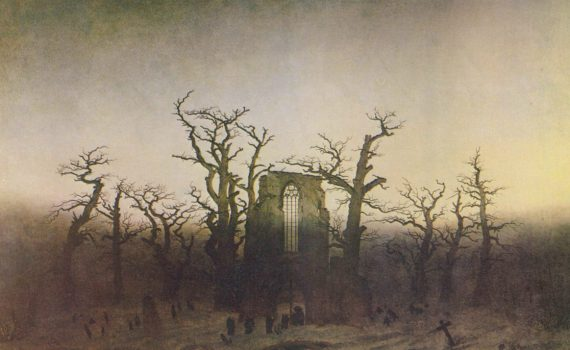Caspar David Friedrich, Abbey in the Oak Forest