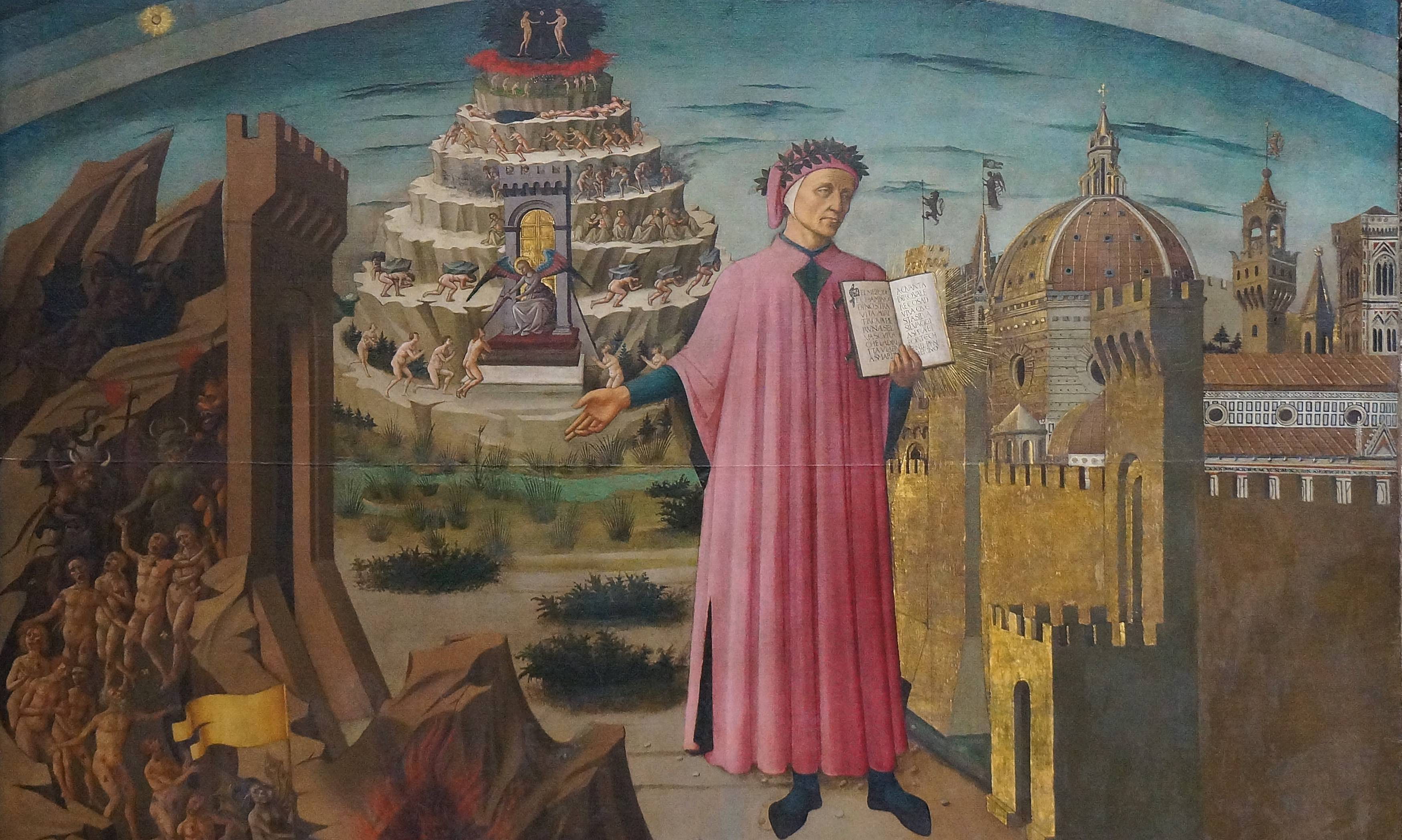 Dante S Divine Comedy In Late Medieval And Early Renaissance