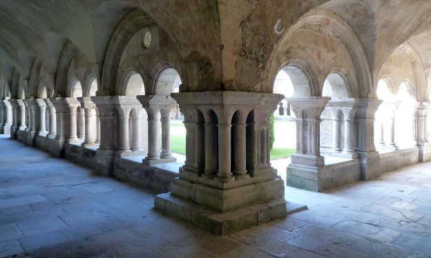 Romanesque art in France