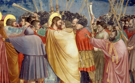 Giotto, Arena (Scrovegni) Chapel (part 2 of 4)