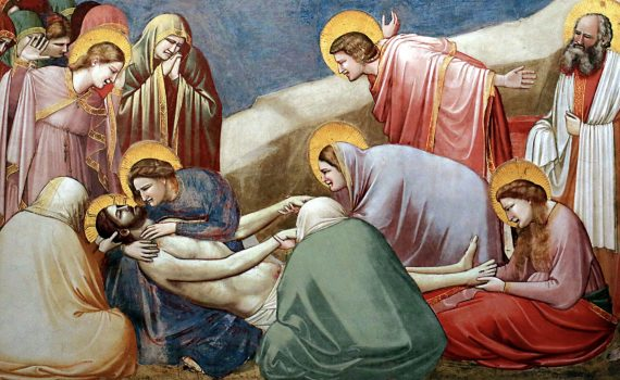 Giotto, Arena (Scrovegni) Chapel (part 3 of 4)