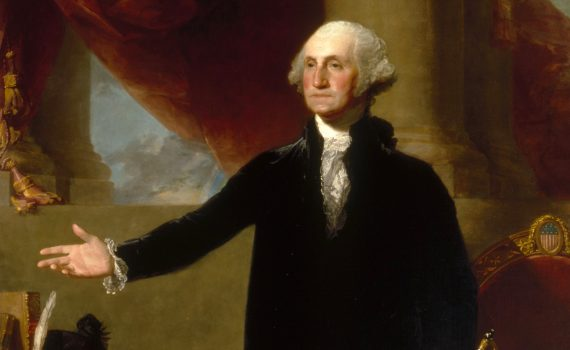 Picturing George Washington, the <em>Lansdowne Portrait</em>