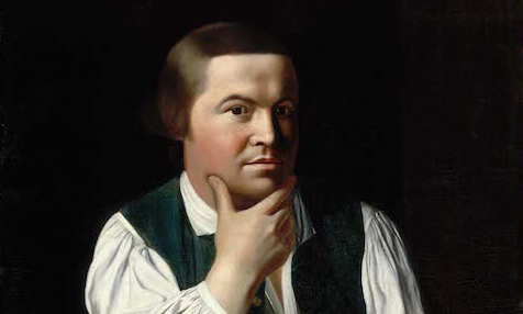 1768<br>A portrait and a poem: the making of Paul Revere's fame