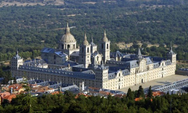 El Escorial, begun 1563, near Madrid, Spain