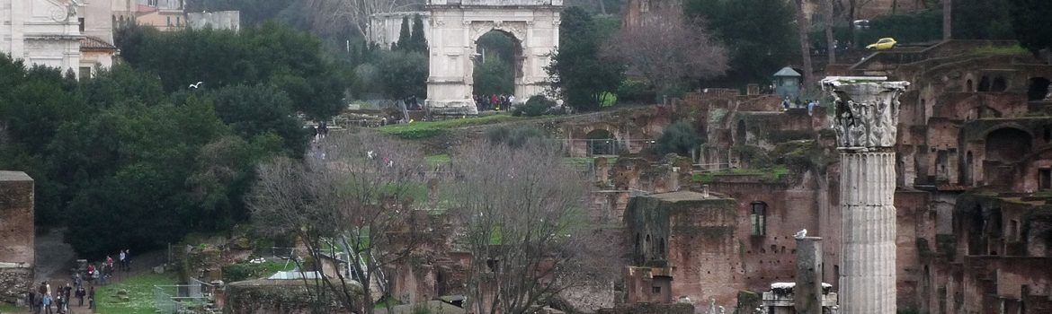 Arch of Titus, Rome, after 81 C.E.