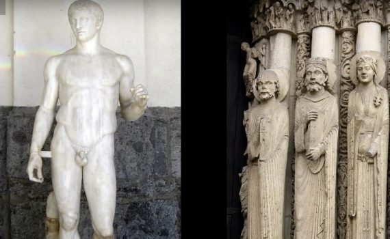A brief history of the representation of the body in Western sculpture