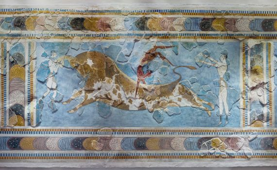 Minoan art, an introduction