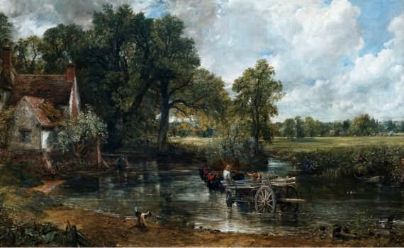 John Constable, <em>The Hay Wain</em>