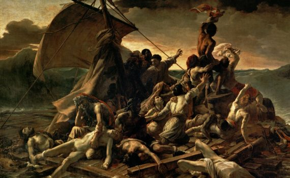 Théodore Géricault, <em>Raft of the Medusa</em>