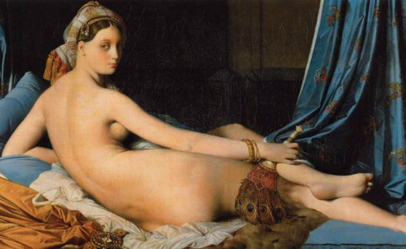 Between Neoclassicism and Romanticism: Ingres, <em>La Grande Odalisque</em>