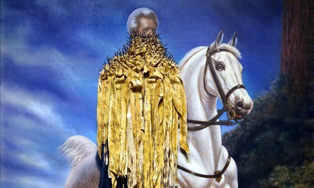 Titus Kaphar, The Cost of Removal thumb