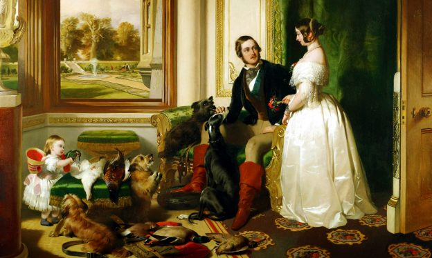 Landseer-Windsor_Castle_in_Modern_Times-thumb