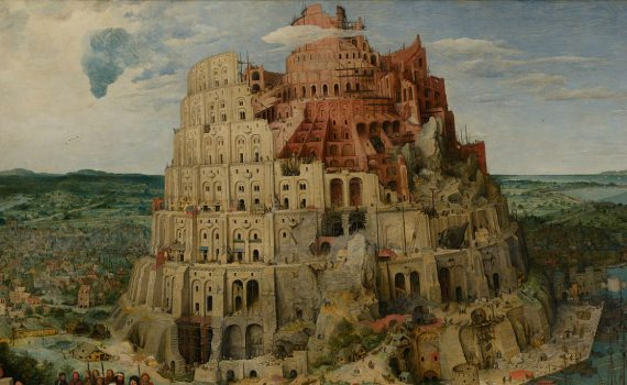 Pieter Bruegel the Elder, <em>The Tower of Babel</em>