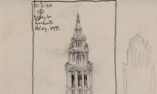 Study_for_Woolworth_Building_New_York-thumb