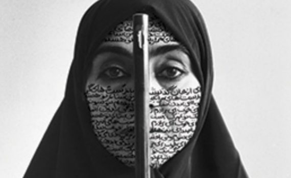Shirin Neshat, <em>Rebellious Silence, Women of Allah</em> series