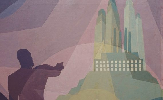 1936<br>A beacon of hope, Aaron Douglas's <em>Aspiration</em>