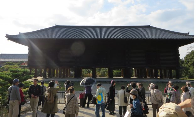Shōsōin Repository (photo: Roman SUZUKI, CC BY 3.0)