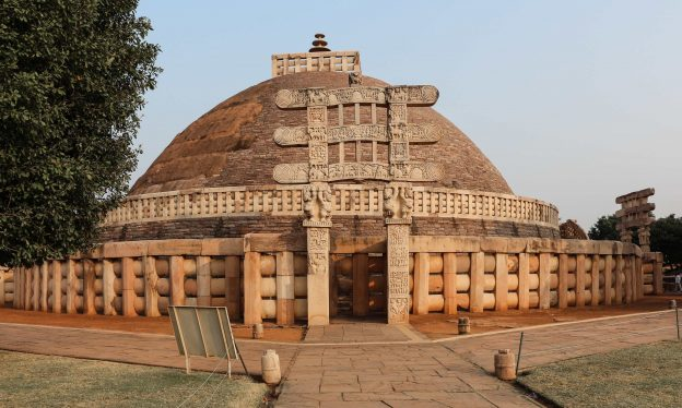 Great Stupa, Sanchi, India