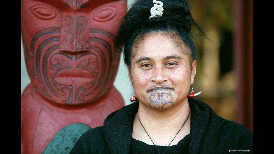 Moko(photo: James Heremaia, license information)