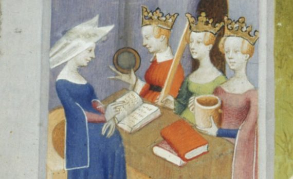 Christine de Pizan and a City of Ladies