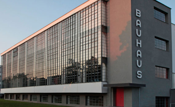 The Bauhaus and Bau
