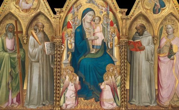 Who's who? How to recognize saints…