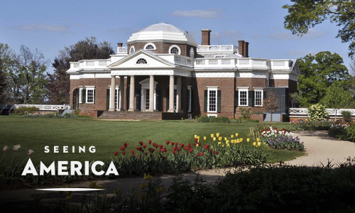 1770-1806<br>An architect of the Enlightenment, Thomas Jefferson's Monticello