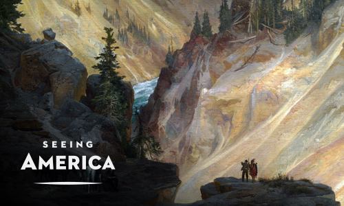 1872<br>The painting that inspired a National Park
