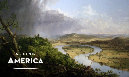 1836<br>Settling the American Eden, <em>The Oxbow</em>
