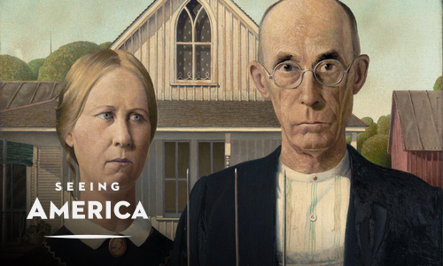 1930<br>As contested as the nation: understanding Grant Wood's American Gothic
