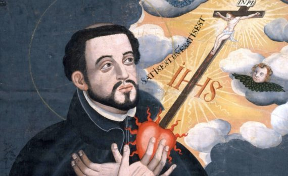 A portrait of St. Francis Xavier and Christianity in Japan