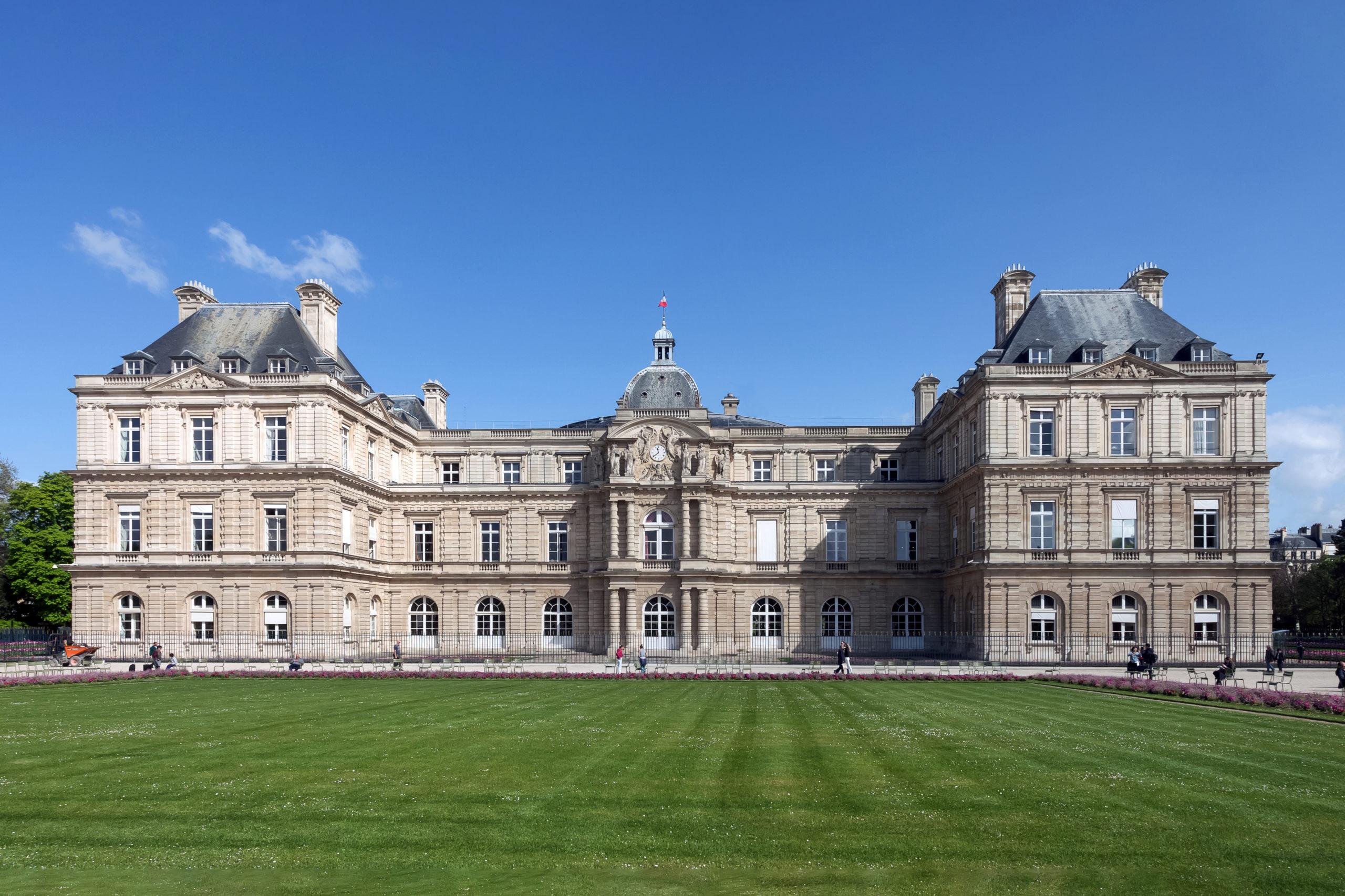 Salomon de Brosse, Luxembourg Palace, 1615–1645 (photo: Luis Miguel Bugallo Sánchez, CC BY_SA 4.0)