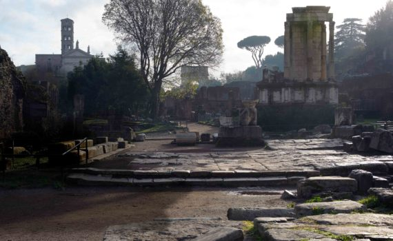 The Roman Forum: Part 2, Ruins in modern imagination (The Renaissance and after)