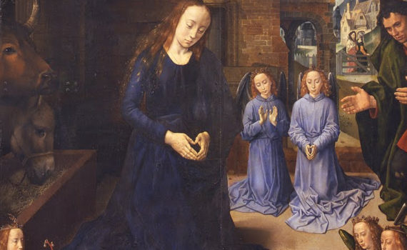 Hugo van der Goes, <em>Portinari Altarpiece</em>
