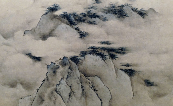 Wang Lü, Landscapes of Mount Hua (Huashan)