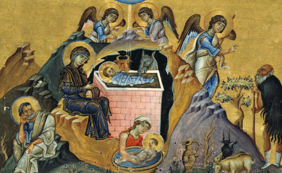 The lives of Christ and the Virgin in Byzantine art