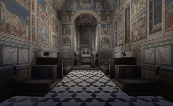 Arena Chapel in VR thumbnail