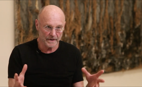 An interview with Anselm Kiefer