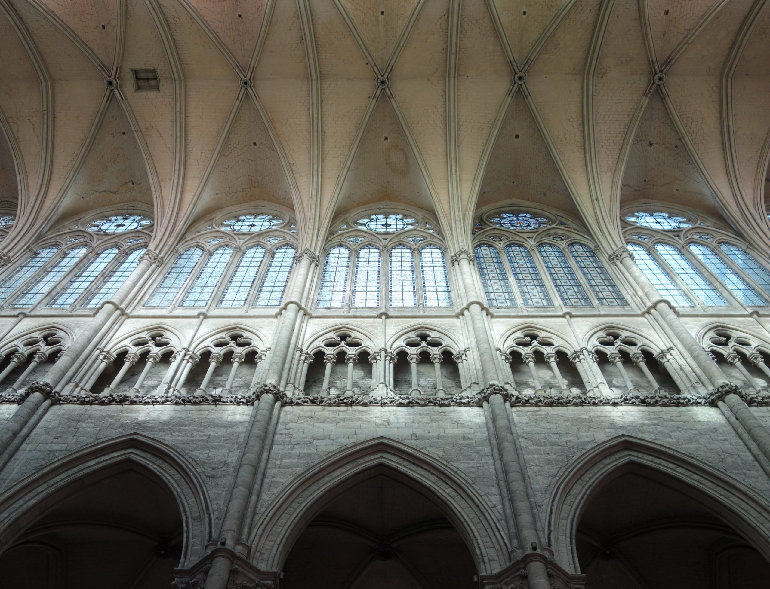 Elevation, Amiens Cathedral